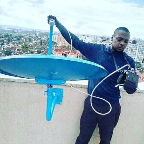 Certified DSTV installation services in Nairobi
