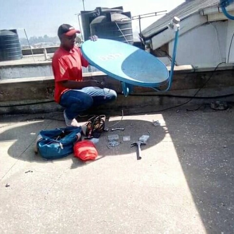 Certified DSTV installers in Kenya
