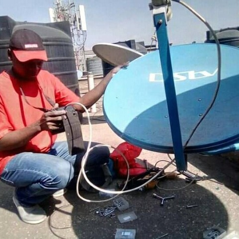 Certified DSTV installers in Nairobi
