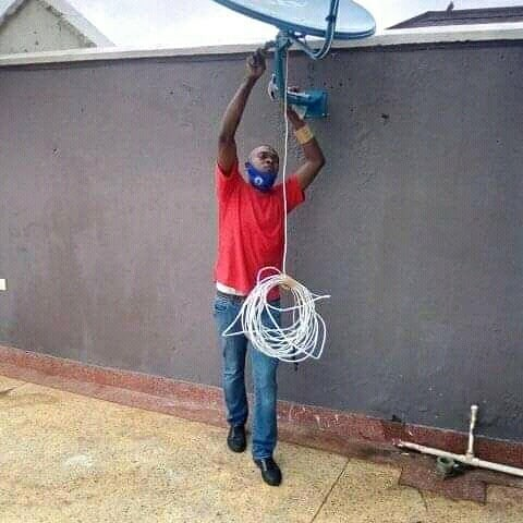 DSTV installation in Nairobi