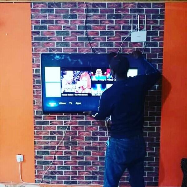 TV Wall Mounting in Nairobi