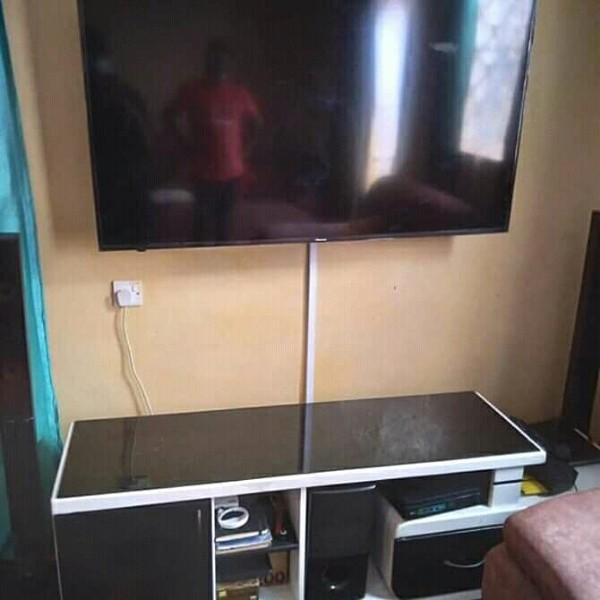 Tv mounting services in Nairobi Kenya