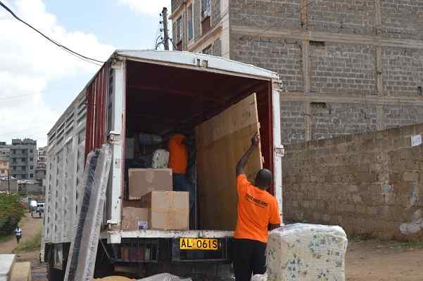 moving services company in nairobi